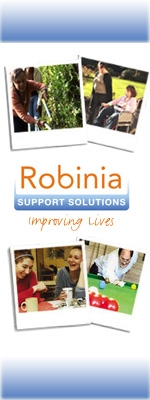 Robinia Support Solutions - http://www.robiniasupportsolutions.co.uk