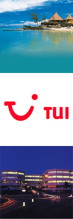 TUI - the parent company of Thomson Holidays - is currently looking for 40 IT professionals for their Luton-based headquarters