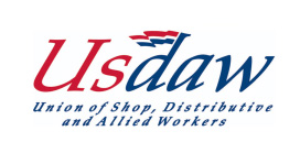 Usdaw - the Union of Shop, Distributive and Allied Workers - logo