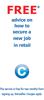 Retail jobs advice from the Career Mentor